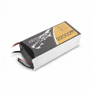 Аккумулятор Gens ACE TATTU Li-pol 22.2V 22000mAh 25C 6S1P - XT150+AS150